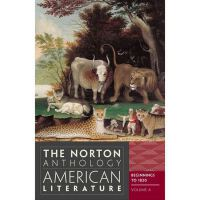 英文原版 诺顿美国文学选集 The Norton Anthology of American Literature (