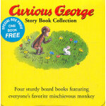 Curious George Story Book Collection ISBN 9780618154241
