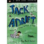 【预订】Jack Adrift: Fourth Grade Without a Clue A Jack Henry A