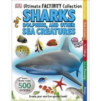 Ultimate Factivity Collection Sharks, Dolphins and Other Se