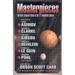 【预订】Masterpieces The Best Science Fiction of the 20th Centu