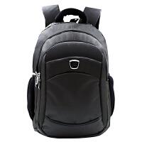 沐阳 MYE03 笔记本电脑背包 商务休闲双肩包 男女大中学生书包 户外旅行包 电脑包 15.6英寸多功能双肩包 休闲