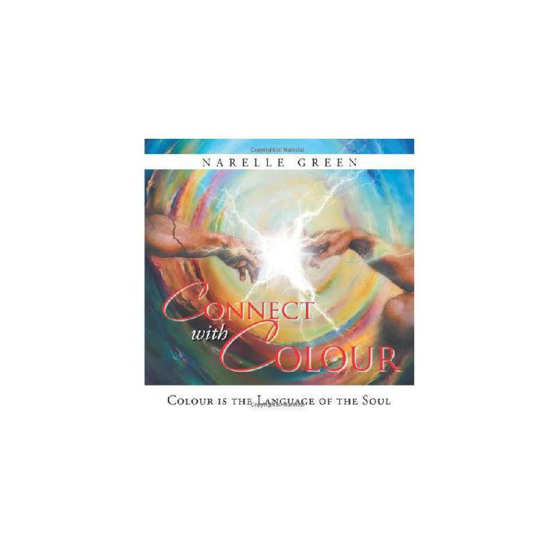 【预订】Connect with Colour: Colour Is the Language of the Soul. 美国库房发货,通常付款后3-5周到货!