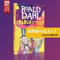 查理和巧克力工厂 英文原版 罗尔德达尔 Charlie and the Chocolate Factory