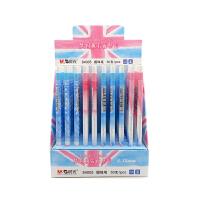 晨光文具 84005圆珠笔0.38mm新款唯美圆珠笔 油笔 笔杆颜色* 蓝色