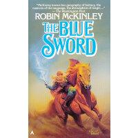 The Blue Sword 蓝宝剑(1983年纽伯瑞银奖小说) ISBN9780441068807