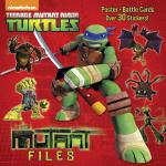 预订 The Mutant Files [With Sticker(s)] [ISBN:9780385387460]