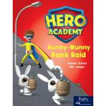 预订 Hero Academy: Leveled Reader Set 8 Level M Bunny-Wunny B