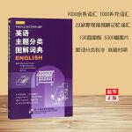 英语主题分类图解词典 (英)福勒(Margaret Fowler),袁华清 编译 外语-实用英语 商务英语 北京语言大