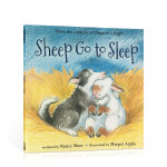 【顺丰速运】英文原版进口绘本 吉普系列Sheep go to sleep 小羊去睡觉 平装 Sheep in a Sh