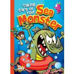预订 Taking Care of Your Sea Monster [ISBN:9781644660935]