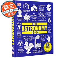 DK天文学百科 英文原版 The Astronomy Book: Big Ideas Simply Explained