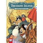 【预订】Disney Treasure Island, Starring Mickey Mouse (Graphic