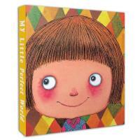 正版女孩几米笔记本《我不是完美小孩》系列之《女孩》