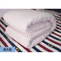 纯棉花被子山东手工棉被春秋冬被芯全棉儿童学生棉絮床垫褥子定做