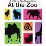 Lift-the-Flap Shadow Book at the Zoo 影子猜猜看:动物园(翻翻书) ISBN9780312508456
