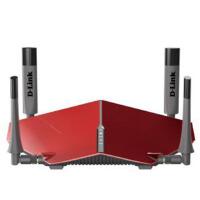 友讯 D-Link DIR-885L 2400M+全千兆无线智能光纤级路由器 双频千兆无线路由器