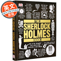 DK福尔摩斯百科 英文原版The Sherlock Holmes Book: Big Ideas Simply Exp