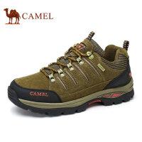 camel骆驼户外鞋 秋冬新款户外运动透气舒适登山徒步鞋 男女情侣款