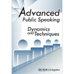 预订 Advanced Public Speaking: Dynamics and Techniques [ISBN: