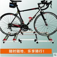 单车山地车骑行台公路车训练架 自行车室内健身锻炼训练台