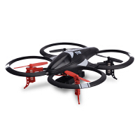 四轴飞行器遥控飞机旋翼耐摔战斗航模直升机模型充电儿童玩具男孩
