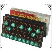 大号折叠便携式绒布磁性ABS树脂棋盘中国象棋套装 可礼品卡支付