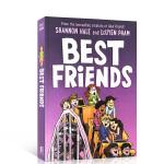 英文原版 best friends 最好的朋友纽伯瑞奖真正的朋友续集Real Friends 2 儿童文学获奖作品学习