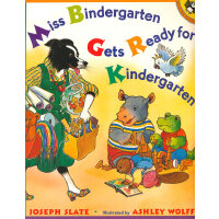 Miss Bindergarten Gets Ready for Kindergarten宾得小姐准备上幼儿园ISBN
