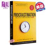 拖延症 英文原版 Procrastination: Why You Do It, What to Do About I