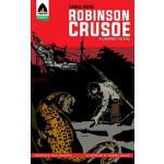 【预订】Robinson Crusoe The Graphic Novel