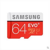 【支持礼品卡支付】三星储存卡64G Micro SD 升级版 EVO Plus 64g高达80MB/秒的读速
