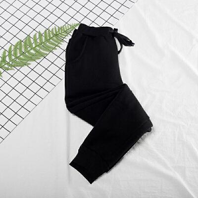 冬季羊羔绒裤子女宽松保暖加绒加厚运动休闲裤羊羔毛外穿超厚棉裤 发货周期:一般在付款后2-90天左右发货,具体发货时间请以与客服协商的时间为准
