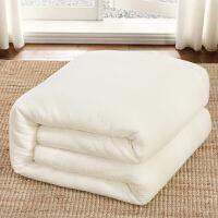 棉花被芯全棉冬被纯棉床垫加厚被褥保暖棉胎手工棉絮新疆棉花被子