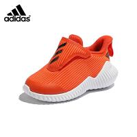 【券后价:299元】阿迪达斯adidas童鞋女童休闲鞋2019秋季新款儿童运动鞋婴幼童魔术贴跑步鞋(1-5岁可选)G2