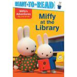 预订 Miffy at the Library [ISBN:9781481469326]