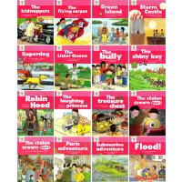 【L5阶段16册】Oxford Story Tree 牛津阅读故事树 儿童阅读英语分级读物绘本 英文原版