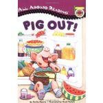 大吃一顿吧!英文原版 Pig Out! 汪培�E第一阶段 儿童绘本亲子书