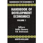 预订 Handbook of Development Economics [ISBN:9780444703378]