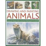 【预订】Drawing and Painting Animals: How to Create Beautiful A