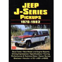 预订 Jeep J-Series Pickups 1970-82 Performance Portfolio [ISB
