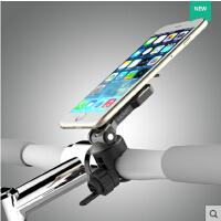 自行车手机架电瓶车防震固定支架电动车摩托车手机导航支架