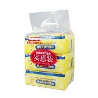 【当当自营】POKO 婴幼儿手口湿巾湿纸巾80p*3