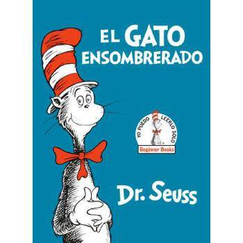 【预订】El Gato ensombrerado (The Cat in the Hat Spanish Edition) 预订商品,需要1-3个月发货,非质量问题不接受退换货。