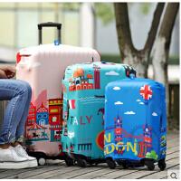 加厚弹力行李箱保护拉杆箱套旅防刮耐磨皮箱套箱子袋行箱套防尘罩 可礼品卡支付