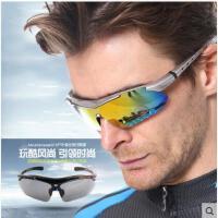 骑行眼镜偏光近视变色太阳风镜男女山地车自行车装备户外运动跑步 可礼品卡支付