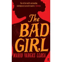 【中商原版】略萨:坏女孩 英文原版 The Bad Girl/Mario Vargas Llosa