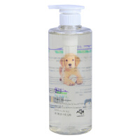 【来福】邦尼比Bon ni bee幼犬无患子宠物洗毛精(500ml/瓶)
