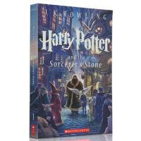 【现货】英文原版 哈利波特与魔法石 Harry Potter and the Sorcerer's Stone 一卷