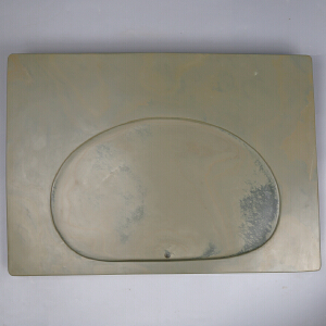 中国非物质文化遗产传承人群 钟景锐作品《平板茶盘》实用型